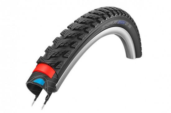 Schwalbe Marathon GT365 Dualguard Tyre 700C