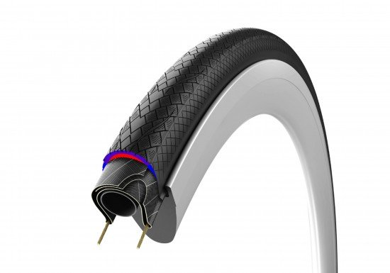 Vittoria Rubino Pro Endurance G+ Foldable Tyre 700c