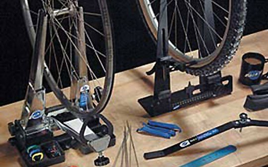 One Day Wheel Building Class - Call 0345 257 0808 for Dates