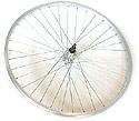 Tru-Build 27*1 1/4 Solid Axle Aluminium Wheel