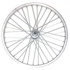 Wilkinson 20'' Solid Axle Kids Wheel Front