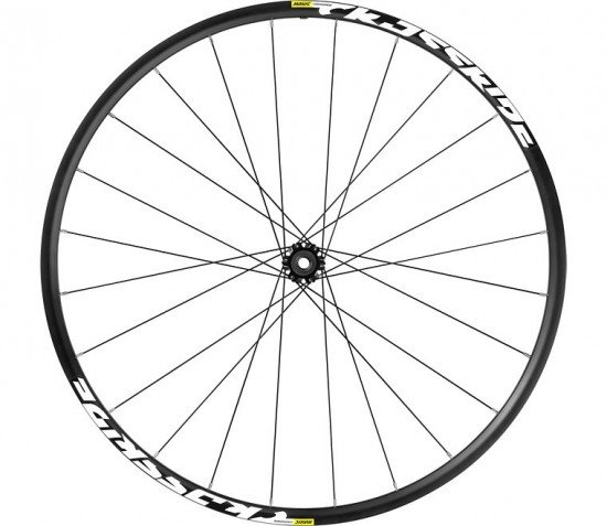 Mavic Crossride FTS-X MTB Wheel Front