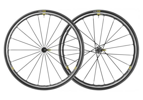Mavic Ksyrium Elite UST 25 Road Wheelsystem