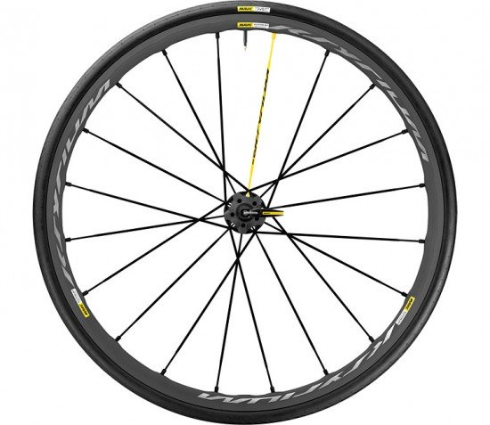 Mavic Ksyrium Pro Exalith 25 Road Wheelsystem Rear