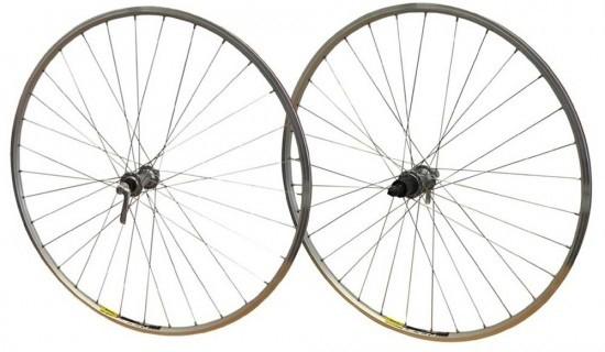 Pro-Build Tiagra Open Sport Road Wheel Front
