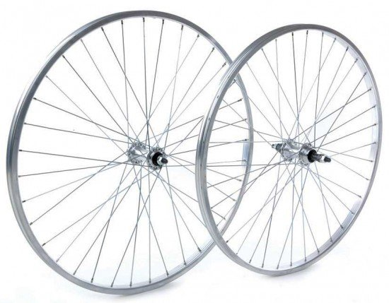 Tru-Build 26'' Solid Axle MTB Wheel