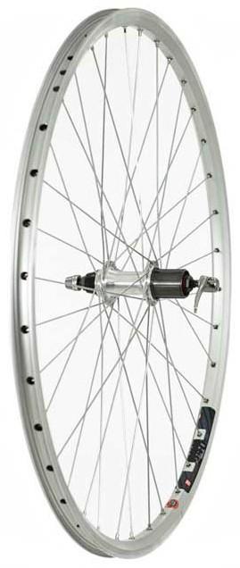 Tru-Build 700C Hybrid Wheel Rear