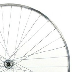 Wilkinson 27*1 1/4'' Solid Axle Hybrid Wheel Front