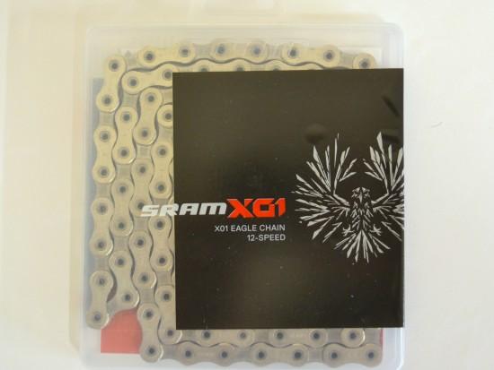 Sram PC X01 Eagle Hollowpin 12-Speed Chain