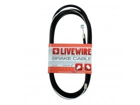 Livewire Stainless Steel Brake Cable W/Outer