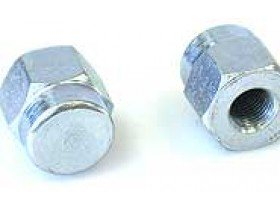 Tacx Solid Axle Nuts