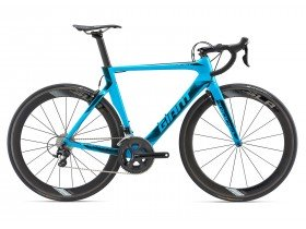 Giant Propel Advanced Pro 2 2018 in Blue and Black