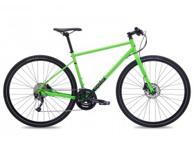 Marin Muirwoods 29ER 2018 Hybrid Bike in Green