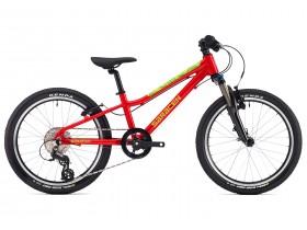 Saracen Mantra HT 2.0 2018 Kids Bike in Red