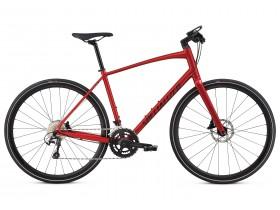 Specialized Sirrus Elite 2018 Hybrid Bike in Red