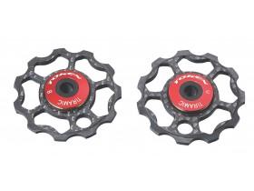 Token Carbon Pulley Wheels