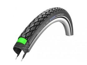 "Schwalbe Marathon Reflective Tyre 20"" w/ Greenguard"