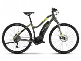 Haibike Sduro Cross 4.0 2018 Women's Hybrid Electric Bike