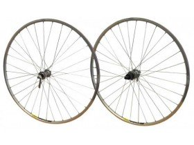 Pro-Build Tiagra Open Sport Road Wheel Front