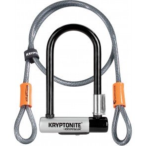 Kryptonite Kryptolok Mini & 4' Cable Set