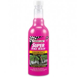 Finish Line Super Bike Wash 475ml Concentrate