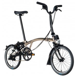 Brompton M6L Nickel Edition 2017