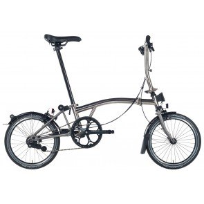 Brompton M6L Ti Nickel Edition '17
