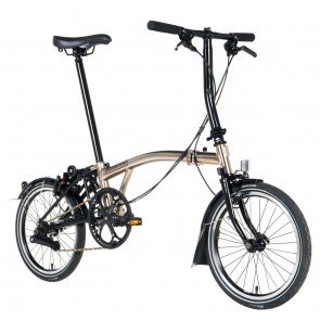 Brompton S6L Nickel Edition 2017