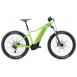 Giant Dirt E+ 2 Pro 2018 Electric Mountain Bike in Green