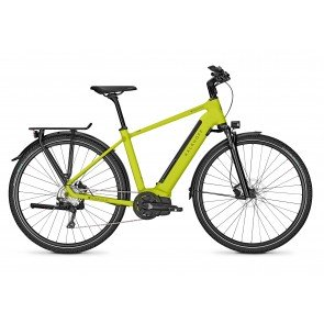 Kalkhoff Endeavour Move i9 2018 men's electric bike in yellow/green