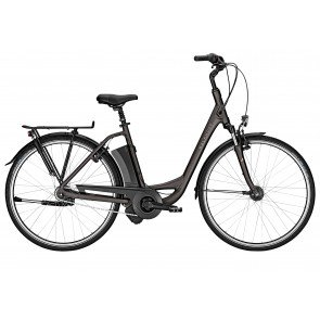 Kalkhoff Jubilee Move i7 2018 Step Through Electric Bike in Grey