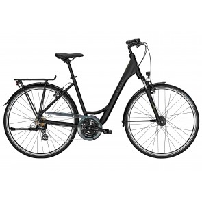 Kalkhoff Voyager Move i8 2018 Step-Through Electric Bike in Black