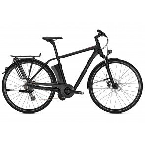 Kalkhoff Voyager Move i8 2018 Men's Electric Bike in Black