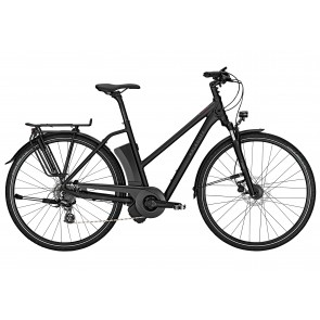 Kalkhoff Voyager Move i8 2018 Women's Electric Bike in Black