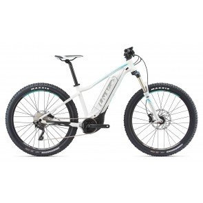Liv Vall-E+ 1 Pro Women's 2018 Electric Bike in White/Mint/Grey