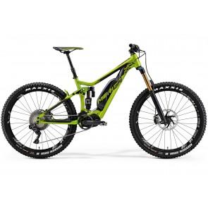 Merida Eone-Sixty 900E 2018 Electric Mountain Bike in Green and Black