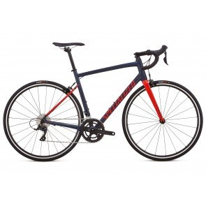 Specialized Allez Sport 2018 Road Bike in Navy and Red