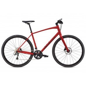 Specialized Sirrus Elite 2018 Hybrid Bike in Red