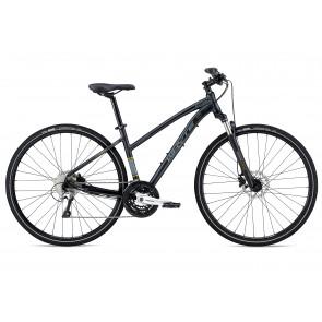 Whyte Caledonian 2018 Women's Hybrid Bike in Grey