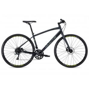 Whyte Portobello 2018 Hybrid Bike in Black