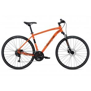 Whyte Ridgeway 2018 Hybrid Bike in Orange