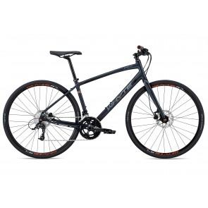 Whyte Stirling 2018 Hybrid Bike in Black
