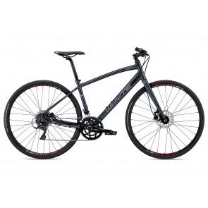 Whyte Victoria 2018 Women's Hybrid Bike in Black