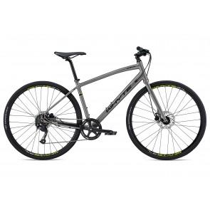 Whyte Whitechapel 2018 Hybrid Bike in Zinc Grey