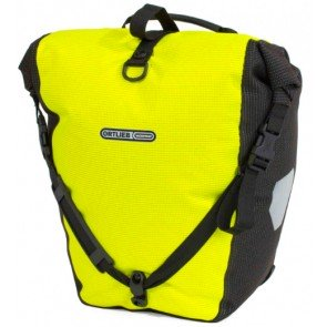 Ortlieb Rear Roller High Visibility Pannier Single
