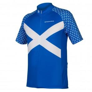 Endura Scotland Short Sleeve Flag Jersey
