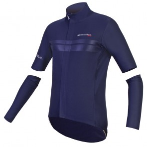 Endura Pro SL Classics Jersey Inc Armwarmers