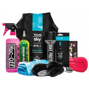 Muc Off Team SKY Cleaning Kit
