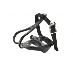 Raleigh Road Pedals and Toeclips