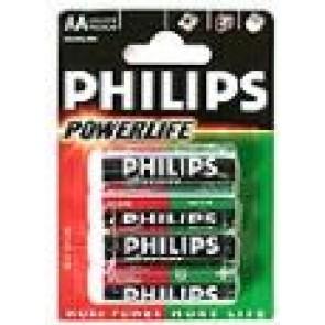 Philips Powerlife Battery LR6 AA
